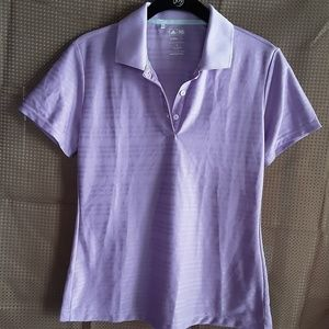 Adidas CLIMACOOL Womens Golf Mesh Polo Size S